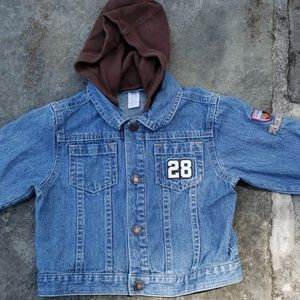 Classic Denim Jacket by Carters